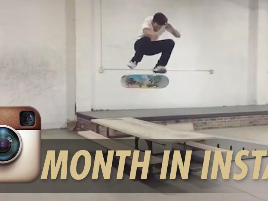 Paul Rodriguez l Month in Insta l January '16 | Boardstation de