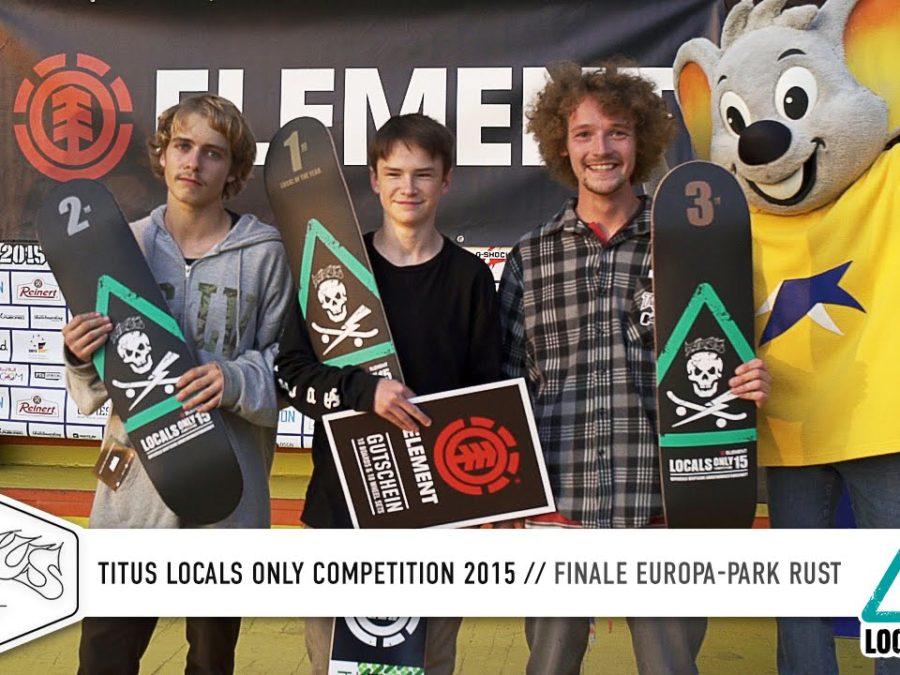 207da0088e8678 Wie im Vorjahr fand das Finale der Titus Locals Only Competition 2015 am  letzten Wochenende im Rahmen des PS 4 COS Cups im Europa-Park in Rust statt.