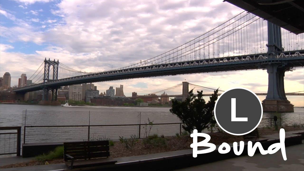 """""""L-Bound"""" A NYC Skate Trip."""