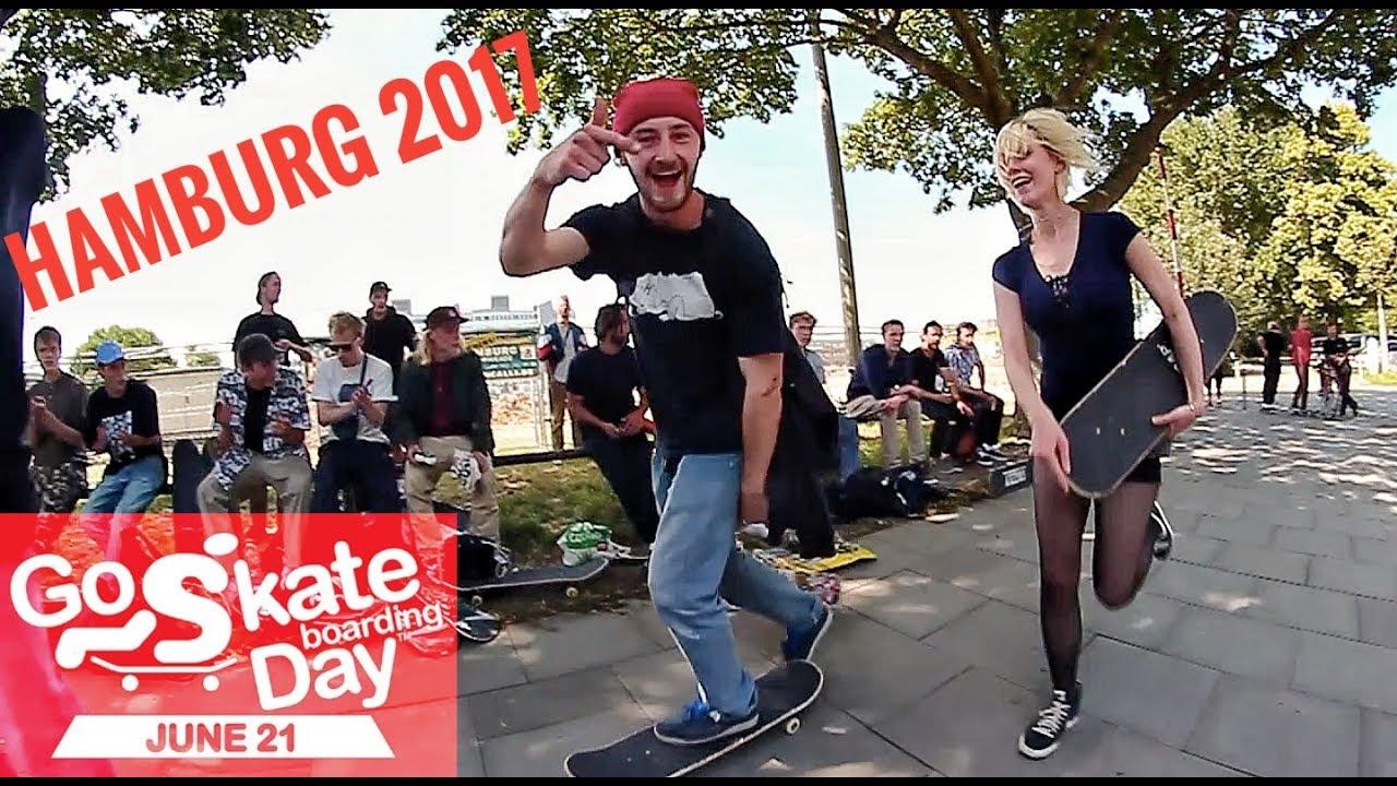 Go Skateboarding Day 2017 // Hamburg, Germany