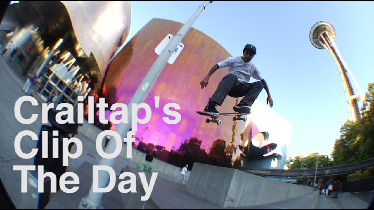 Crailtap's Clip Of The Day: Tally Tour