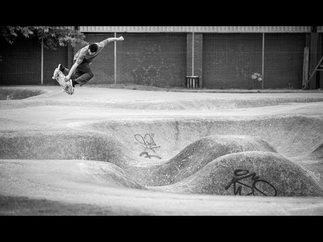 Concrete Dinosaurs Part 2: Harrow Skatepark with Rune, Raven, Hatchell & Beckett