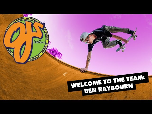 Welcome To The Team: Ben Raybourn