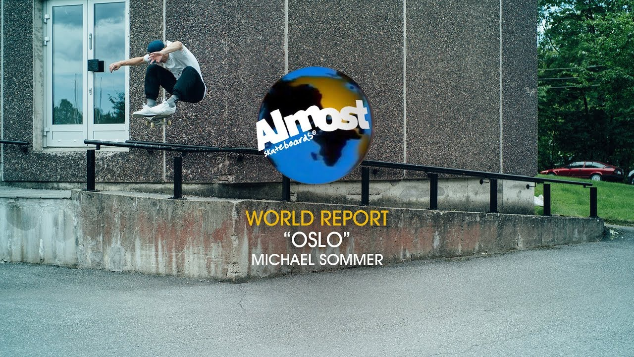 Michael Sommer | Almost World Report: Oslo
