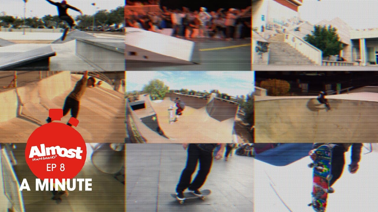 Almost A Minute EP8 / Daewon Song having fun with 4 basic steps and more!