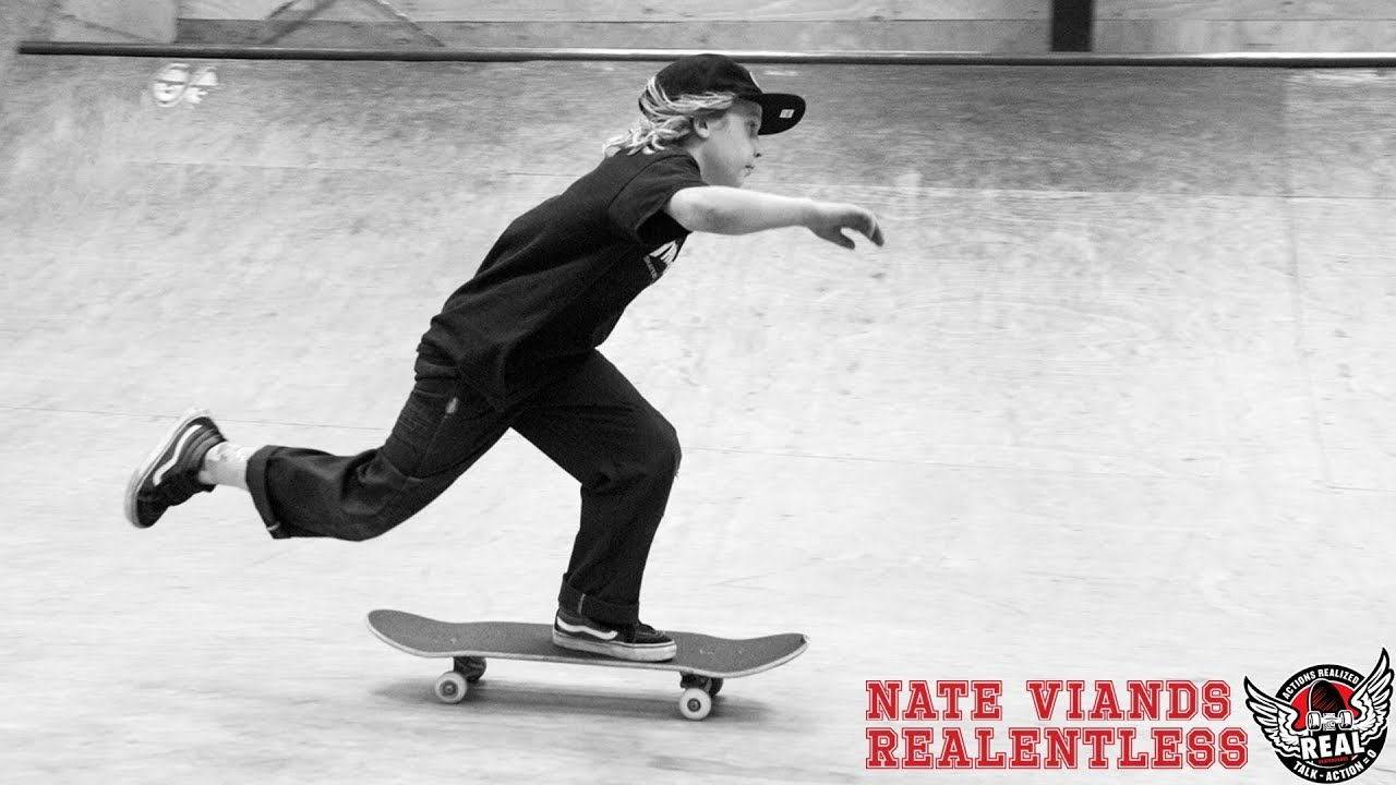 Actions REALized : Nate Viands - REALentless