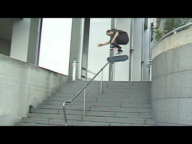 TRAP Skateboards, Marco Kada New York Nice Guy | TransWorld SKATEboarding