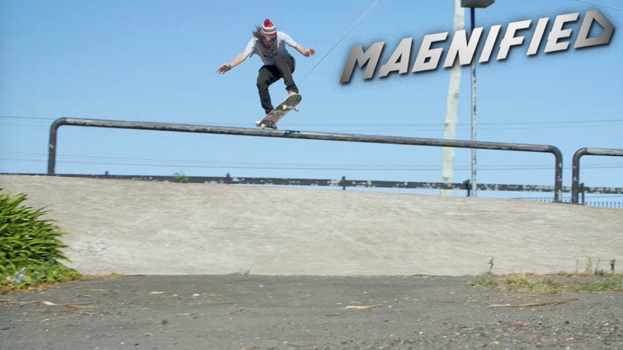 Magnified: Torey Pudwill