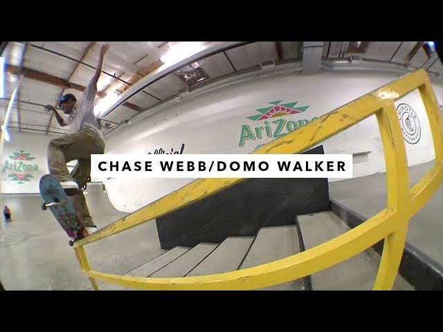 TWS Park: Chase Webb and Dominick Walker | TransWorld SKATEboarding