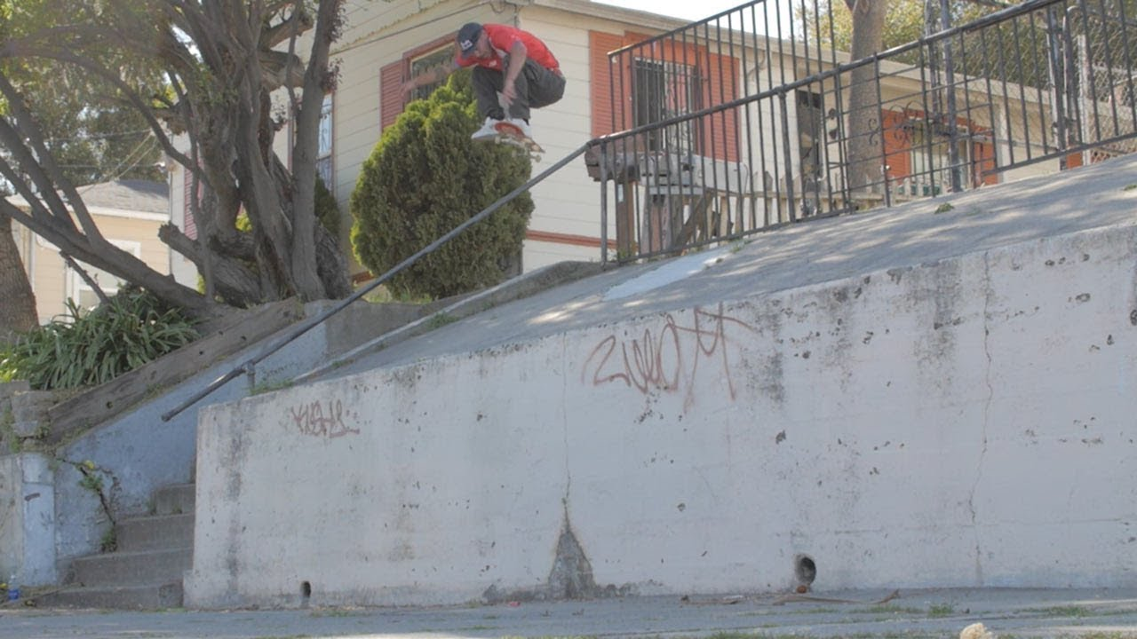 "Skate Mental's ""Aunt Tammy Vol. 3"" Video"