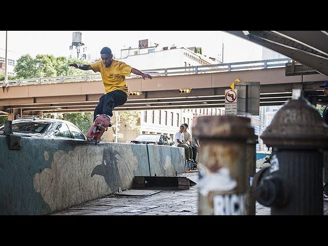 Yosef Ratleff, No Signal Part | TransWorld SKATEboarding
