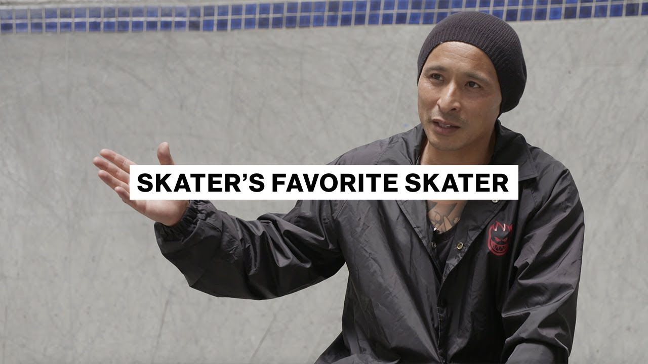 Skater's Favorite Skater: Daewon Song