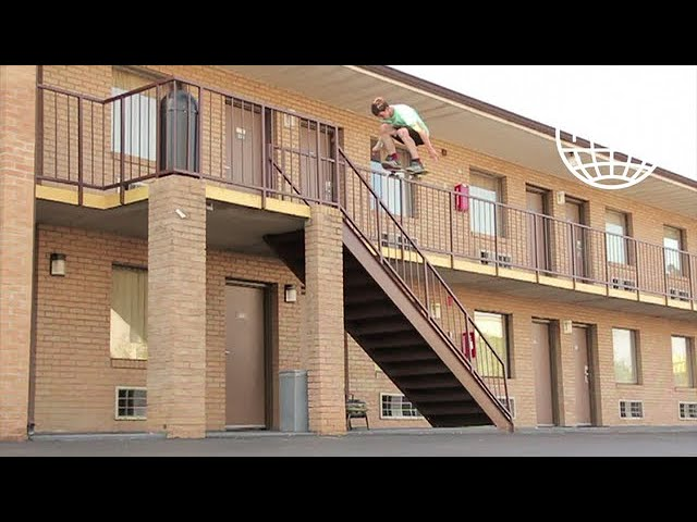 Brandon Bonner, Sonar Part | TransWorld SKATEboarding