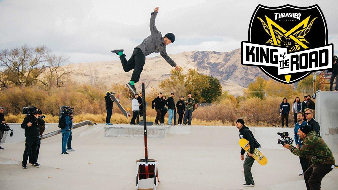 King of the Road Season 3: World's Biggest Pole Jam?