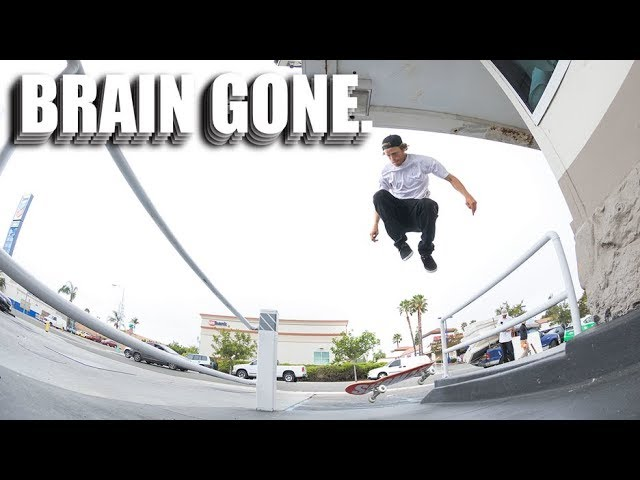 SK8MAFIA BRAIN GONE 2017 FULL LENGTH