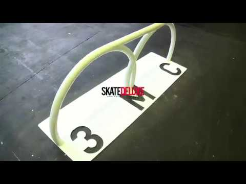 skatedeluxe Cash For Tricks & Best Tricks Session | adidas 3MC Release