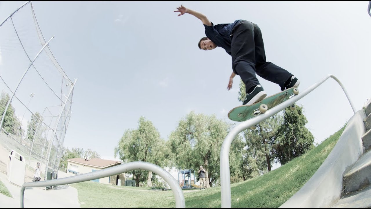 DC SHOES: THE LYNNFIELD BY CHASE WEBB