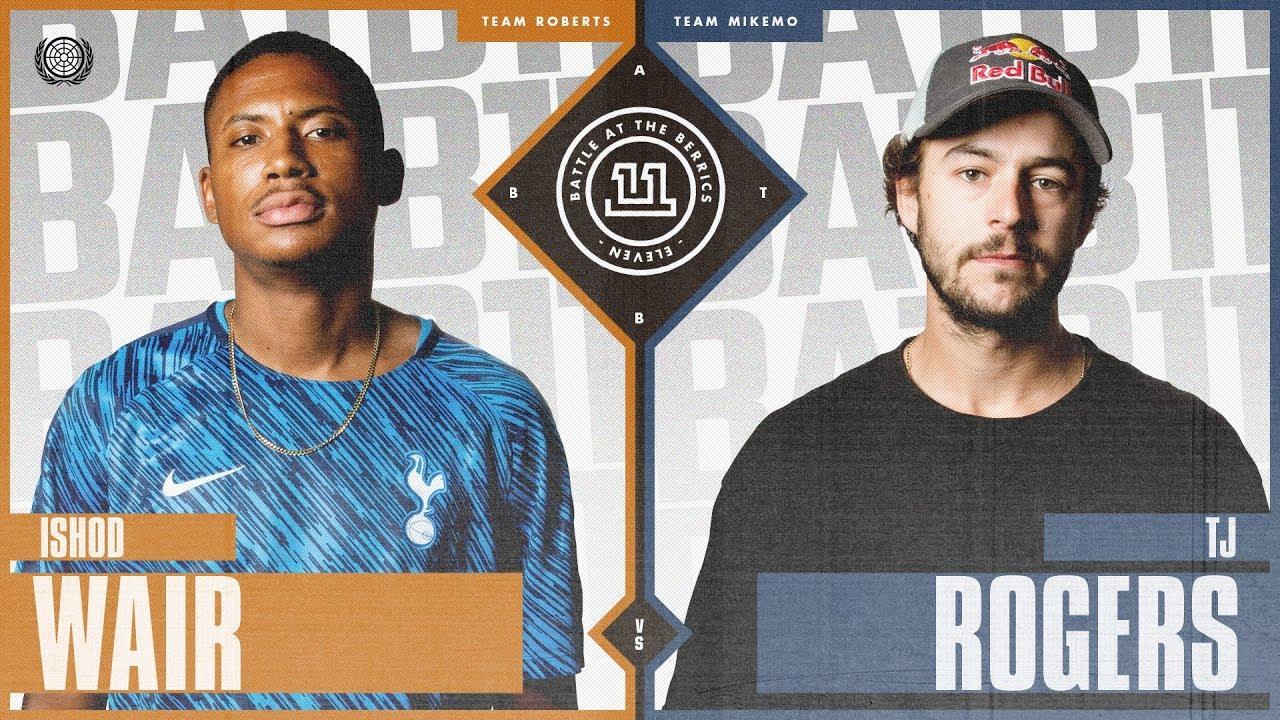 BATB 11 | Ishod Wair vs. TJ Rogers