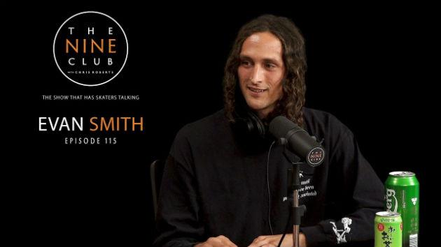 239b62b0f67 DC Shoes und Element Skateboards Pro Evan Smith erzählt the Nine Club von  einem Überfüll