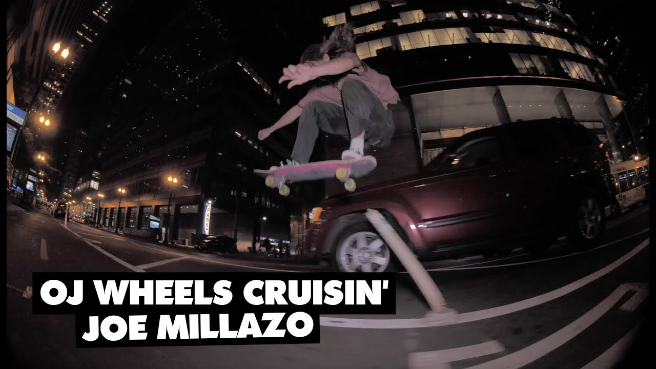 OJ Wheels | Cruisin' Joe Milazzo