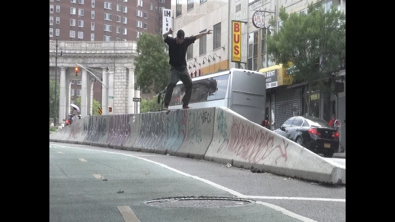 Best Of Kevin Braun- SC Skateboarding 2016-2018