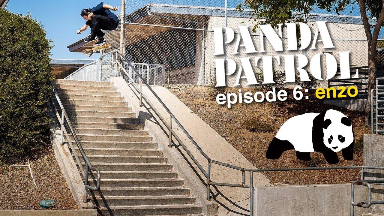 Panda Patrol: Episode 6. Enzo