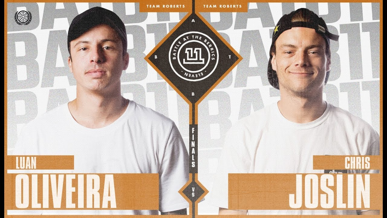 BATB 11 | Championship Battle: Luan Oliveira vs. Chris Joslin