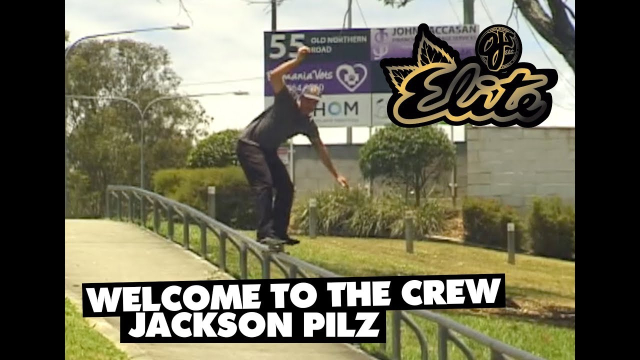 Elite Urethane | Welcome to the Crew, Jackson Pilz