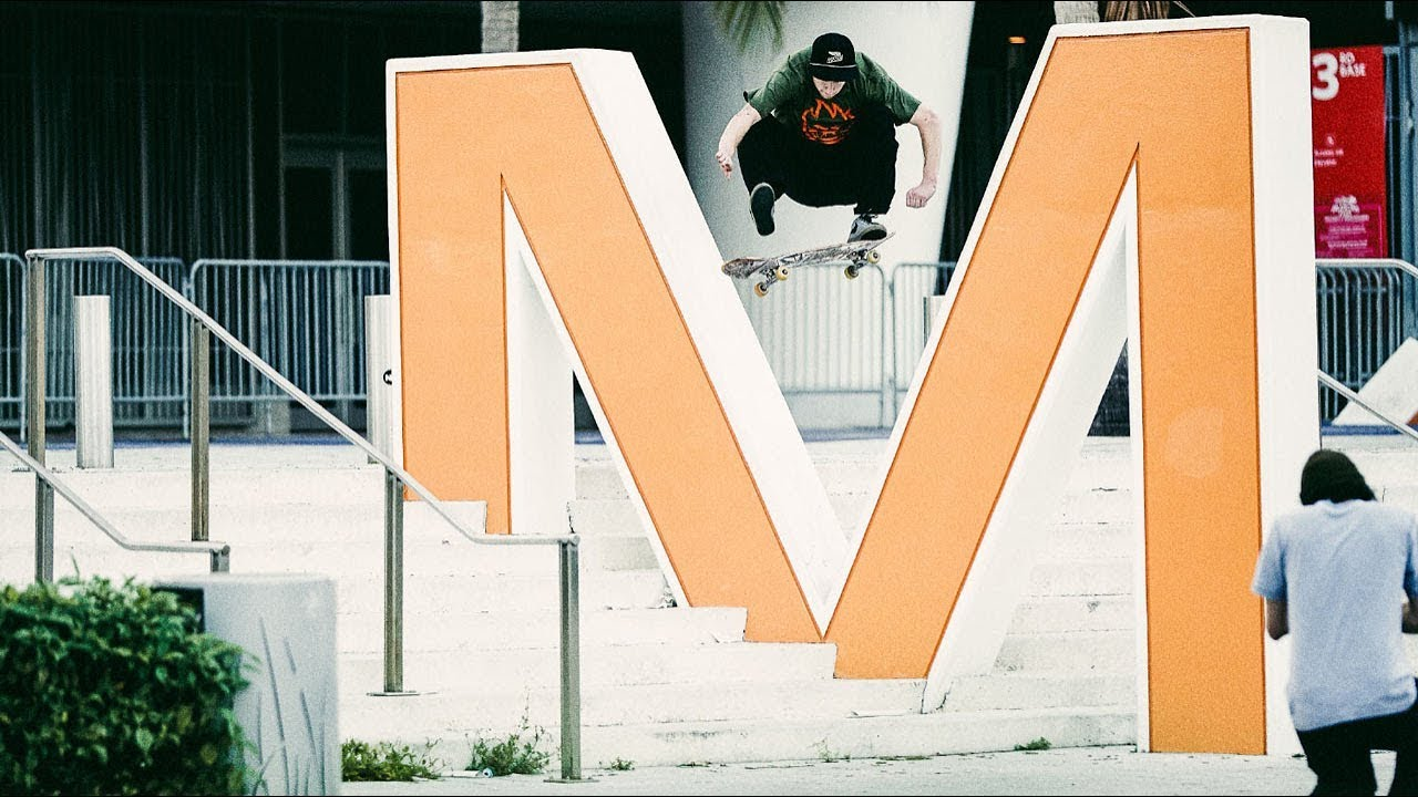 "Volcom's Road Rager ""Larry vs the Kid"" Video"