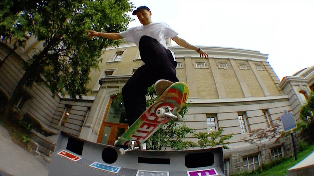 "Wade DesArmo's ""Grand Collection"" Part"