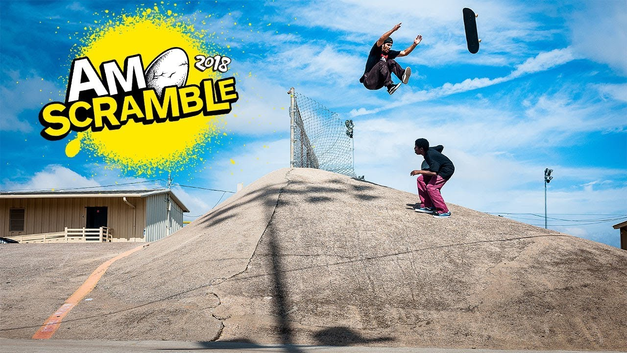 """Am Scramble 2018"" Video"