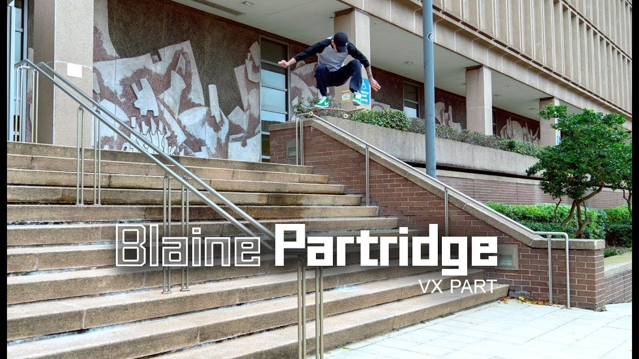 Blaine Partridge - VX Part