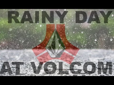 Destructo Rainy Day at Volcom