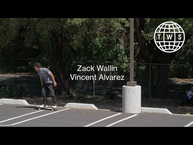 duets | Zack Wallin and Vincent Alvarez | Transworld Skateboarding