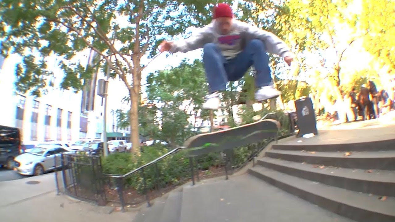 "Sebo Walker's ""8 Days"" Part"