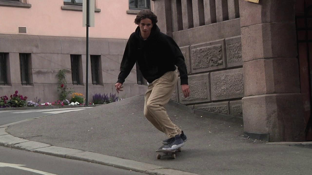 Stian Jacobsen in 'DE ANDRE'