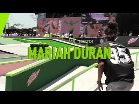 Welcome Mariah Duran | Mountain Dew