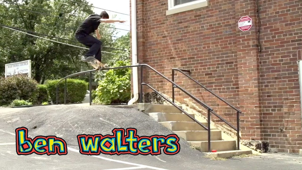 "Ben Walters ""i AM blind"" Part"