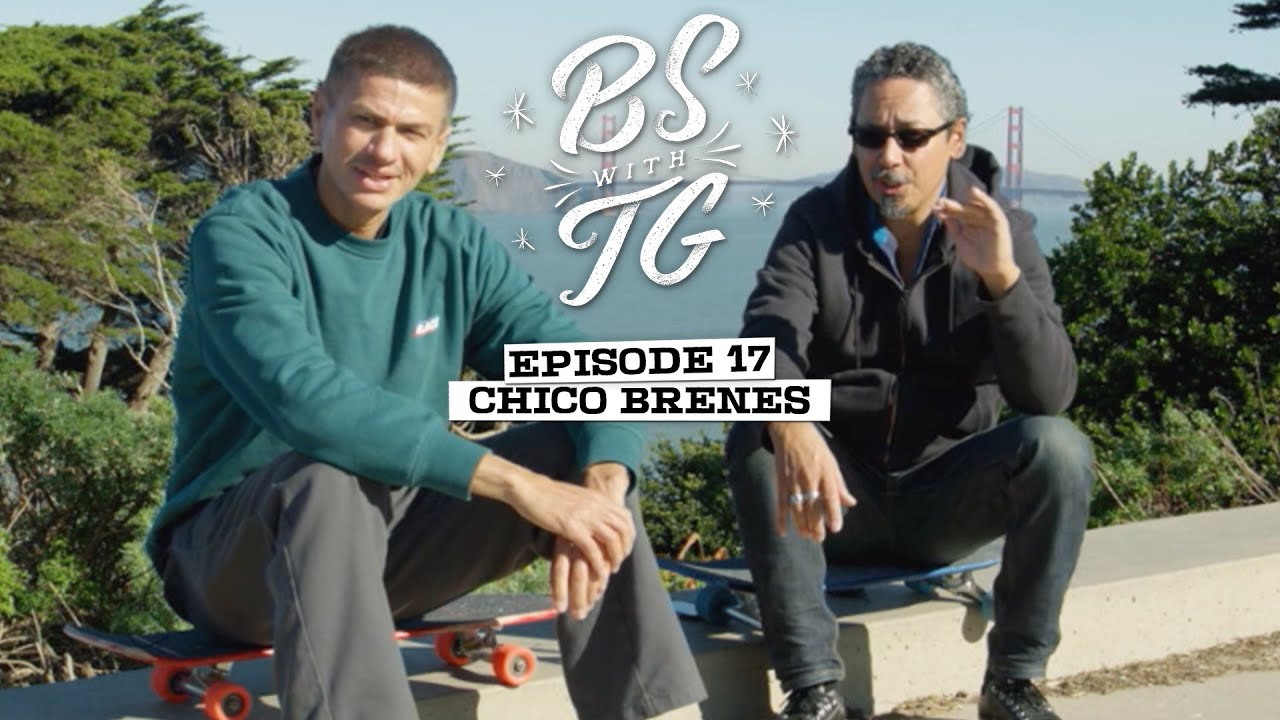 BS with TG : Chico Brenes