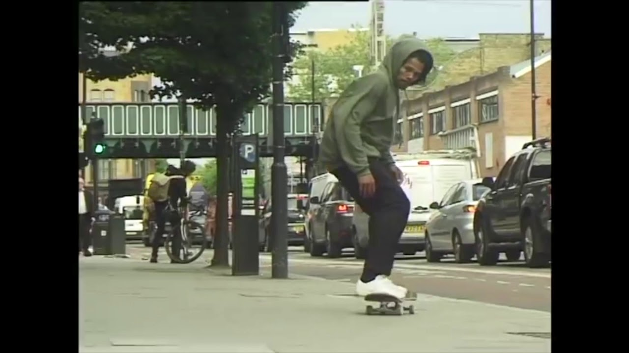 Korahn Gayle - Skateboard Cafe's Ensemble