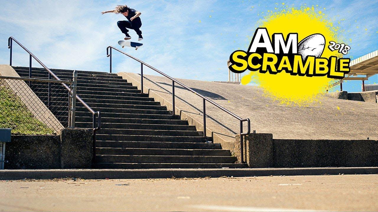 "Rough Cut: Jaakko Ojanen's ""Am Scramble"" Footage"