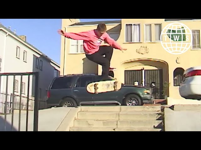 "Tristan Funkhouser and Eddie ""Mighty"" Moreno, Challers Part"