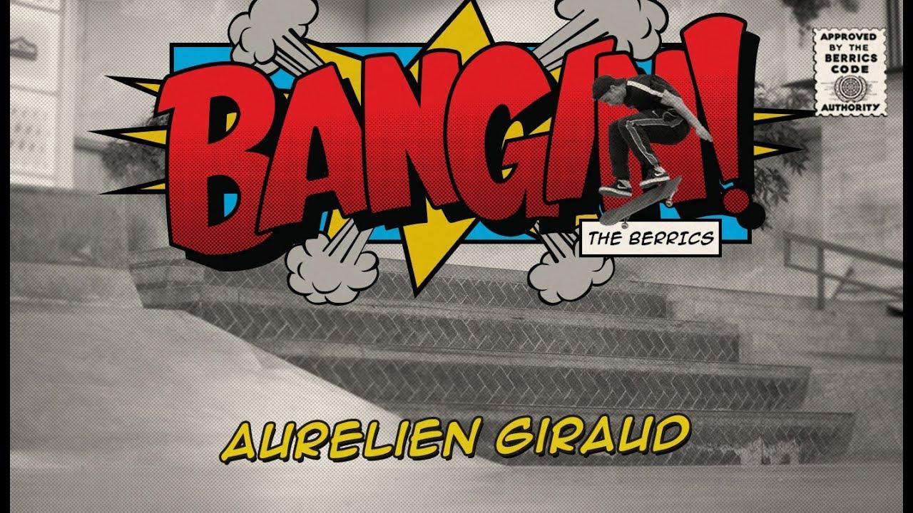 Aurelien Giraud - Bangin!