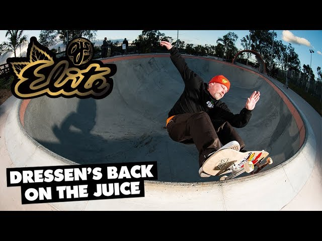 OJ Wheels | Eric Dressen's Back On The Juice!