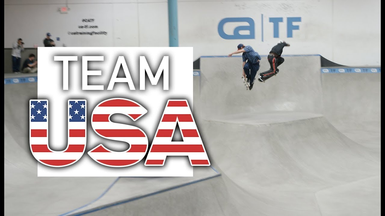 USA Skateboarding Olympic Team Announcement | Recap Video