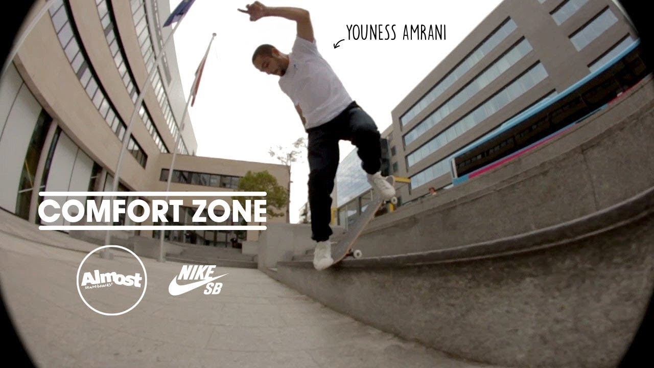 "Youness Amrani's ""Comfort Zone"" Part"