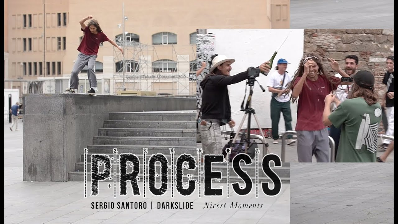 Sergio Santoro Battles a Darkslide on the Legendary MACBA Outledge