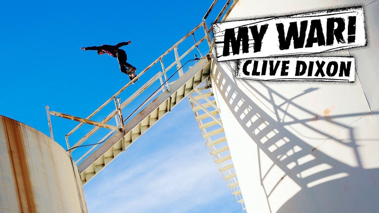 My War: Clive Dixon