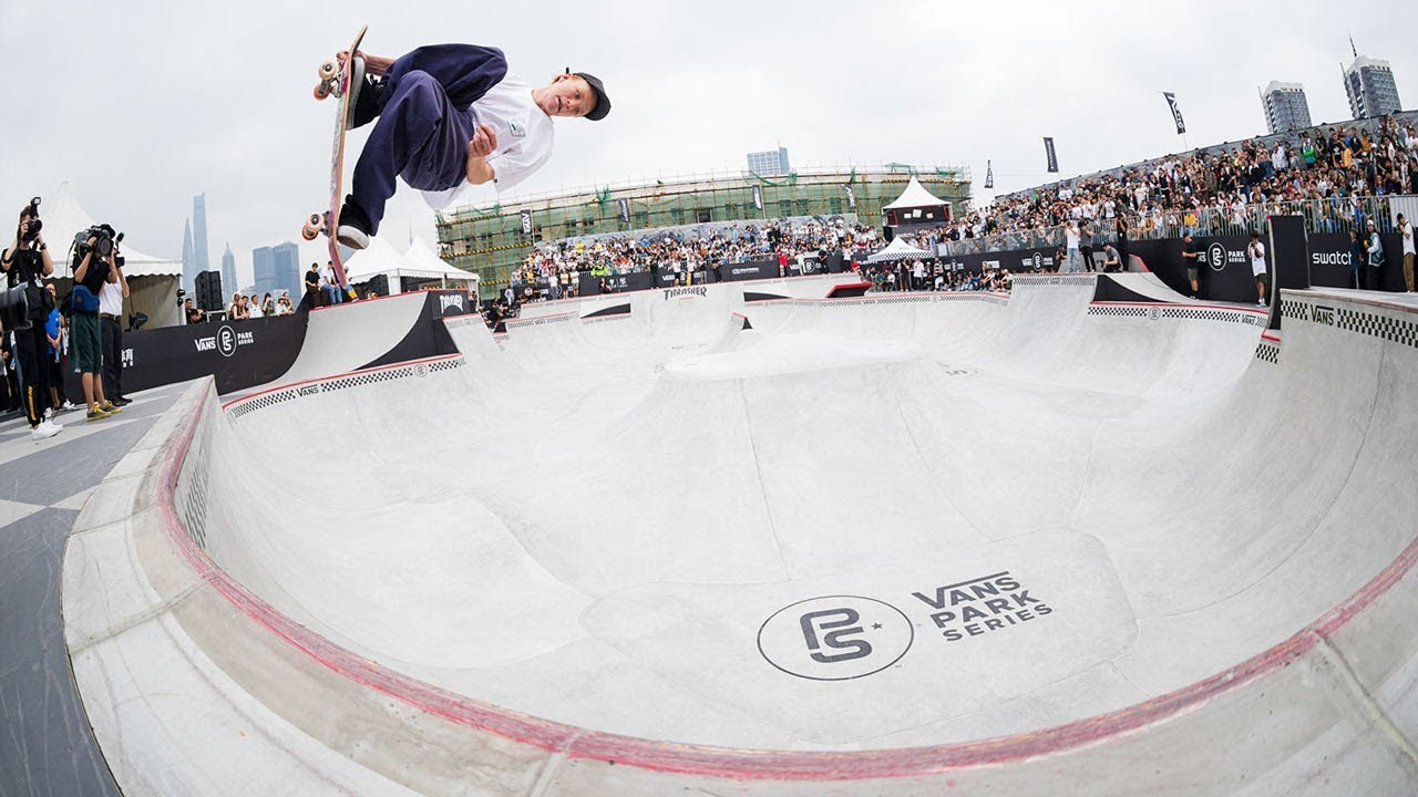 Vans Park Series: Shanghai Men's Highlights