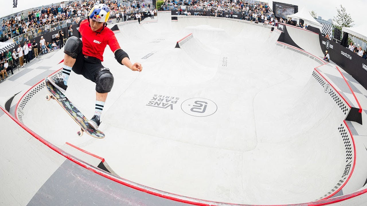 Vans Park Series: Shanghai Women's Highlights